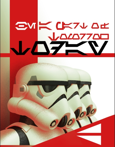 Star Wars Empire Recruitment  Posters