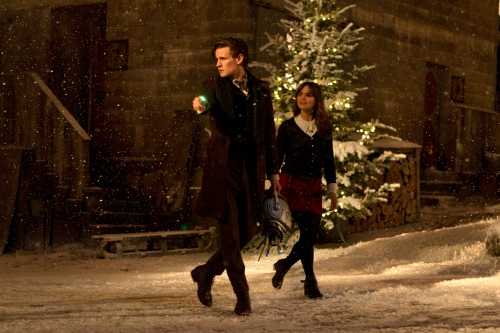 Time of the Doctor' Doctor Who Christmas Special e