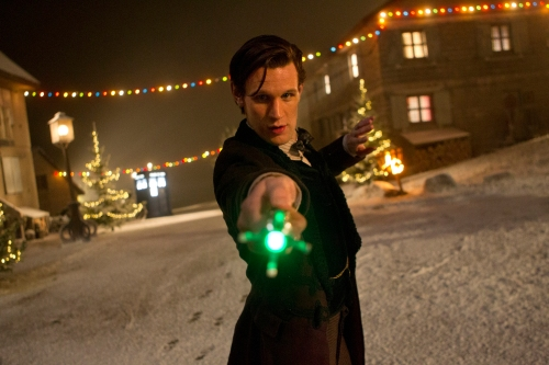 Time of the Doctor' Doctor Who Christmas Special f