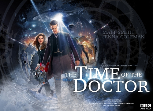 Time of the Doctor' Doctor Who Christmas Special
