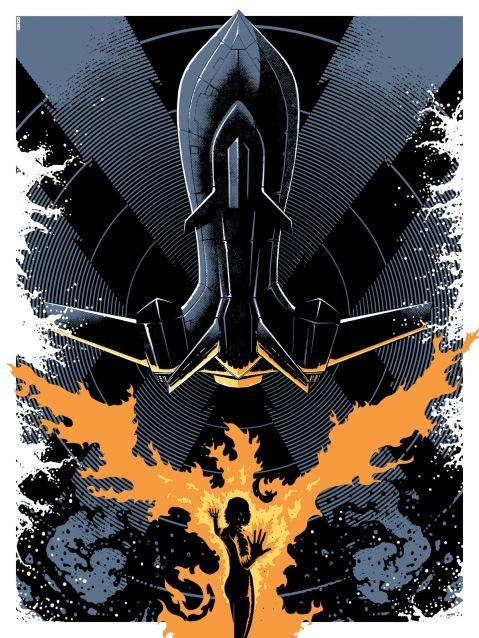 X-Men Blackbird by Matt Ferguson