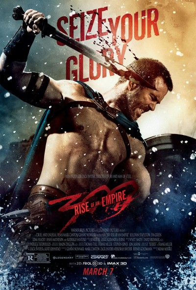 300 Rise of an Empire Poster #15