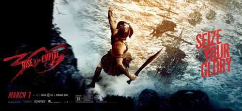 300 Rise of an Empire Poster #17