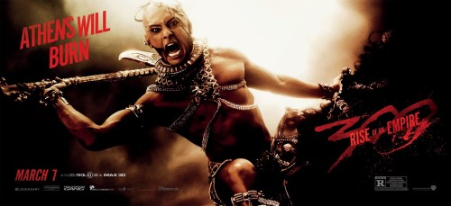 300 Rise of an Empire Poster #19