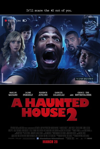 A Haunted House 2 Poster #2