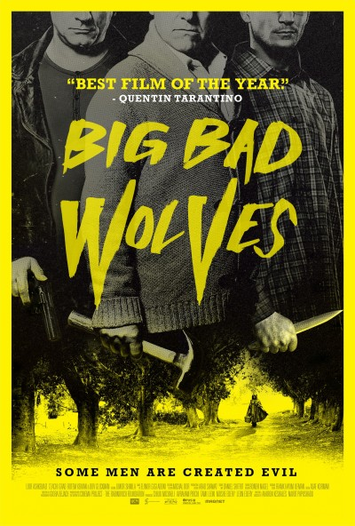 Big Bad Wolves Poster #5