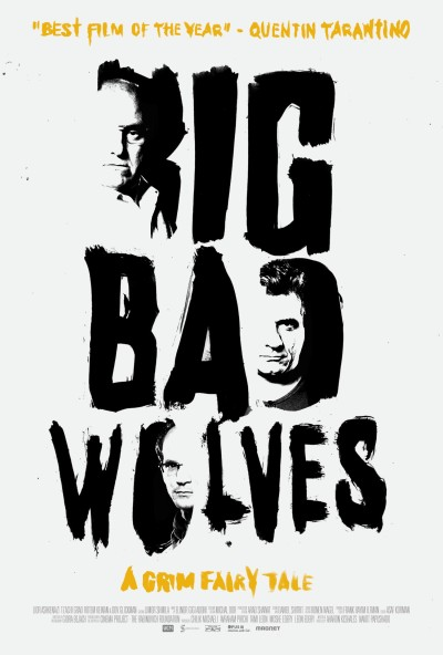 Big Bad Wolves Poster #6