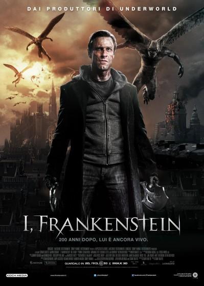 I, Frankenstein Poster 7