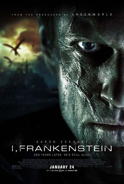 I, Frankenstein Poster 8