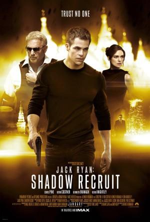 Jack Ryan Shadow Recruit Poster 4