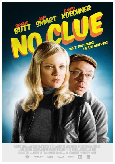 No Clue Poster