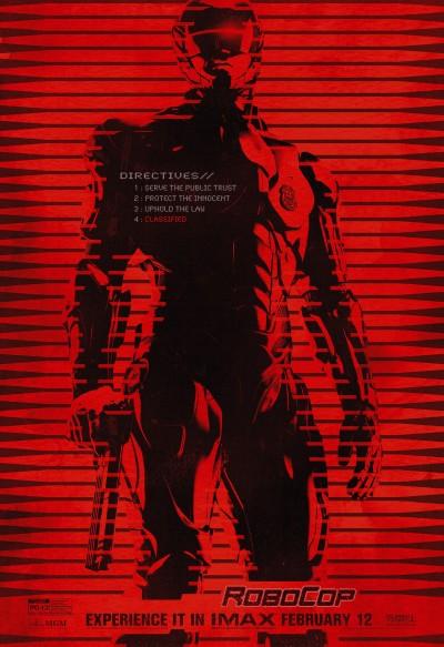 RoboCop Poster #4