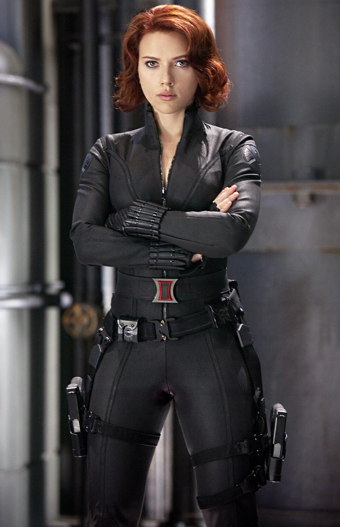 Scarlett Johansson Black Widow 2