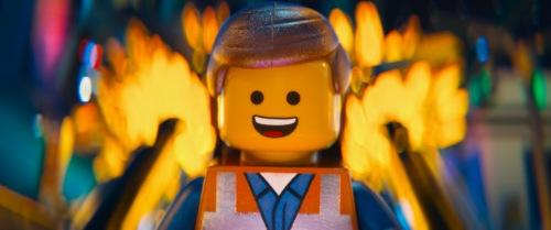 The LEGO Movie 10