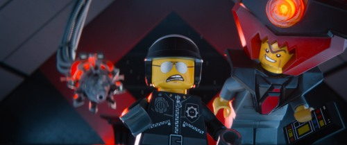 The LEGO Movie 23