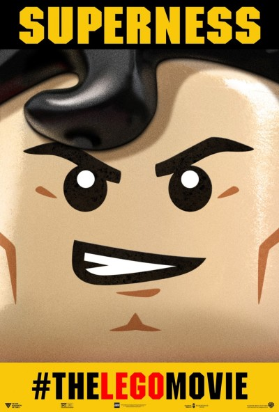 The Lego Movie Poster #12