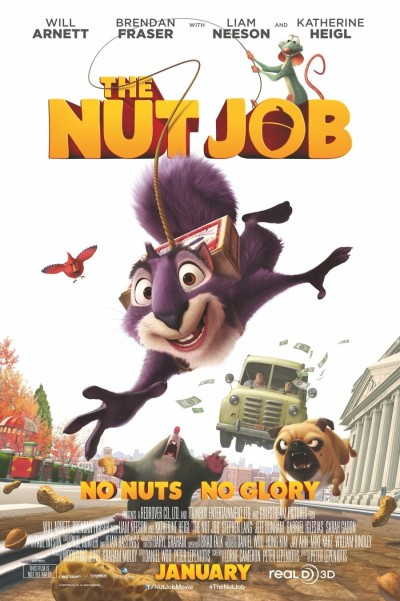 The Nut Job Poster #2