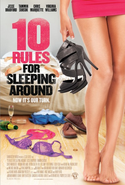 10 Rules for Sleeping Around Poster #2