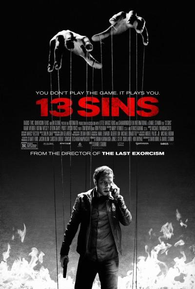 13 Sins Poster