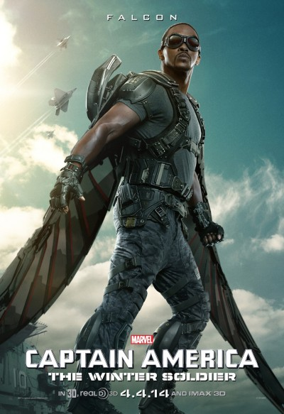 Captain America The Winter Soldier Poster #11