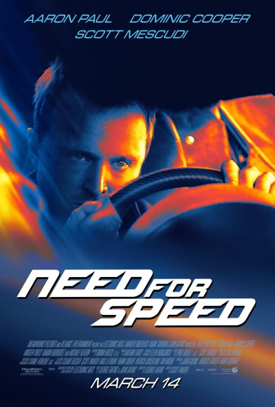 Need for Speed Poster #4