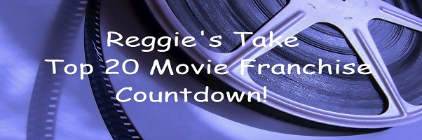 Shrek #16 Reggie's Take Movie Franchise Countdown