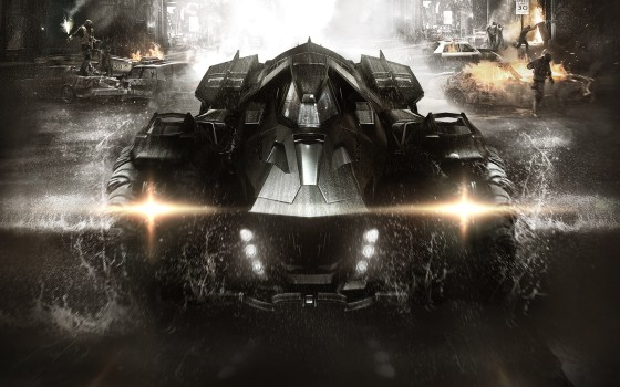 Batman Arkham Knight 11