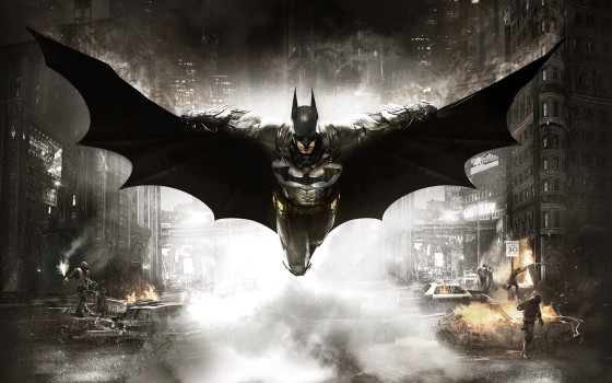 Batman Arkham Knight 12