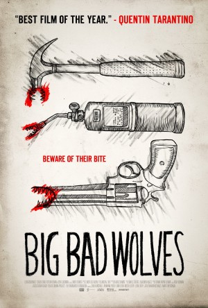 Big Bad Wolves Poster #9