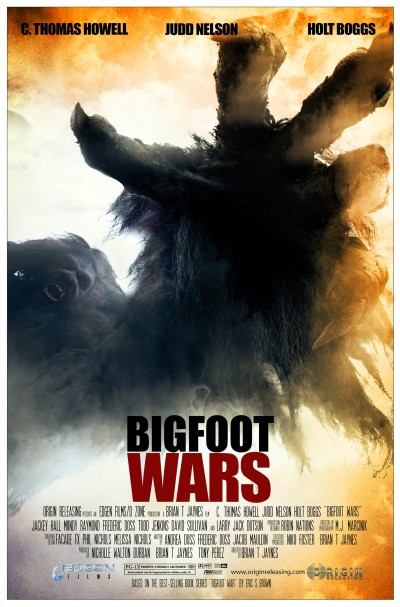 Bigfoot Wars Poster