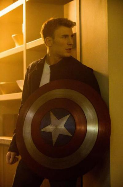Captain America The Winter Soldier 19