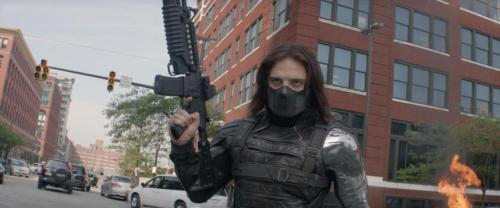 Captain America The Winter Soldier 8