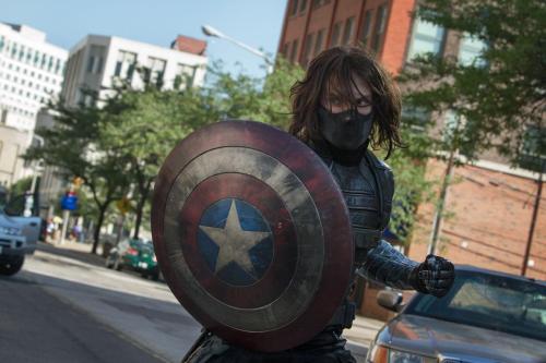 Captain America The Winter Soldier Sebastian Stan