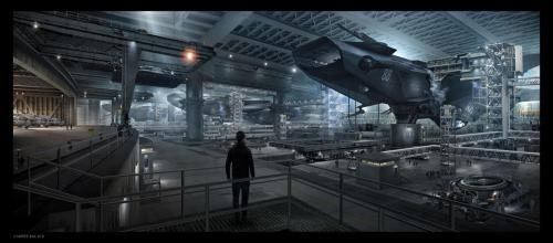 Captain America The Winter Solider Concept #4