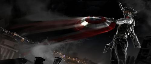 Captain America The Winter Solider Concept #9
