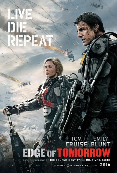 Edge of Tomorrow Poster 4