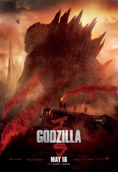 Godzilla Poster #7