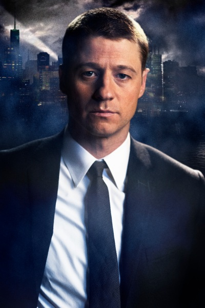 Gotham Detective James Gordon