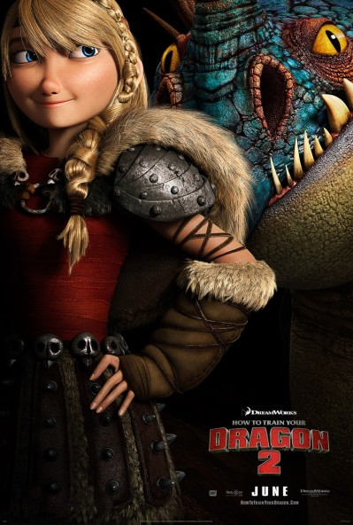 How to Train Your Dragon 2 Poster #2