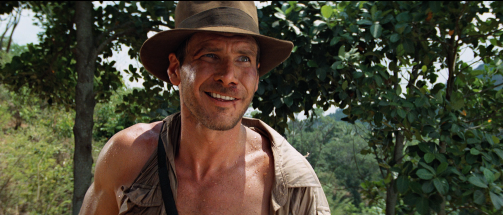Indian Jones Harrison Ford