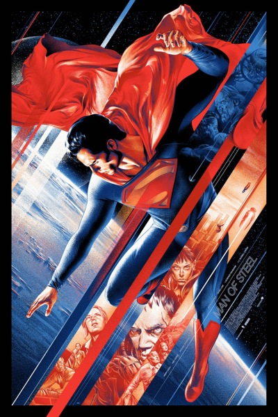 Man of Steel Martin Ansin