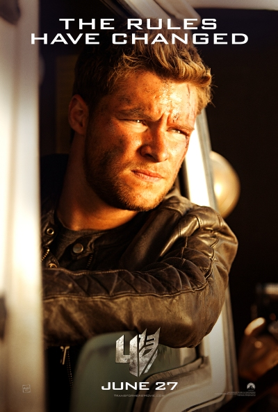 Transformers Age of Extinction Jack Reynor
