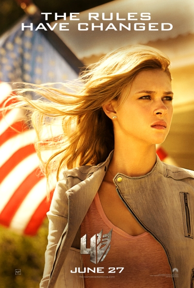 Transformers Age of Extinction Nicola Peltz