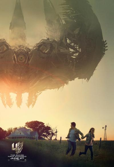 Transformers Age of Extinction Poster #9