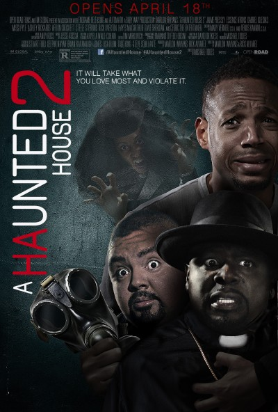 A Haunted House 2 Poster #4
