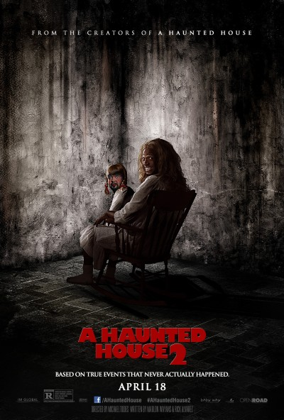 A Haunted House 2 Poster #6