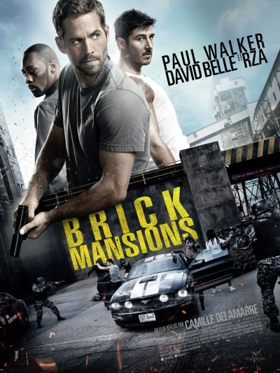 Brick Mansions Poster #8