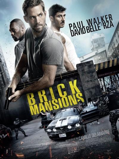 Brick Mansions Poster #8