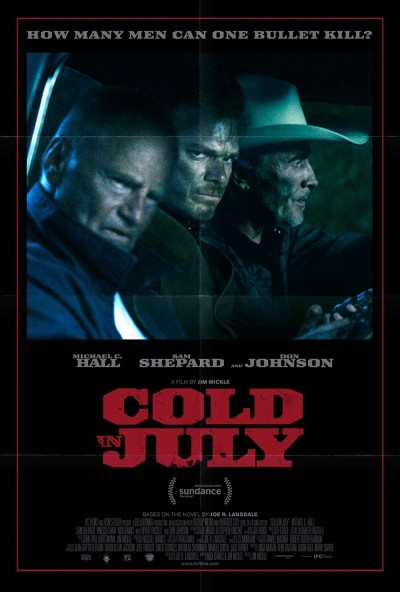 Cold in July Poster