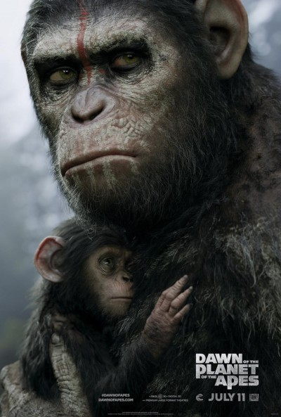 Dawn of the Planet of the Apes Poster #5